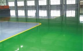 JNEp-02溶剂型环氧树脂薄涂地坪涂装